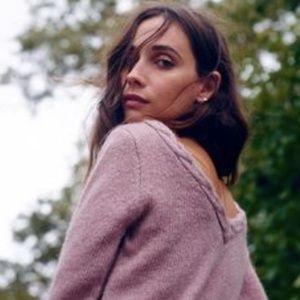 Madewell x Sezane sweater